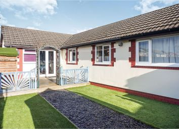 Thumbnail 3 bed detached bungalow for sale in Heol Hensol, Pontypridd