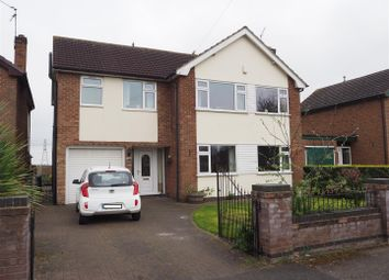 Thumbnail 4 bed detached house for sale in Fairway, Newark