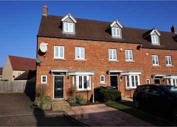 Thumbnail 4 bedroom end terrace house for sale in Ripley Close, Kingsmead