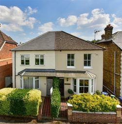3 bed semi-detached house for sale in Alfred Road, Farnham GU9