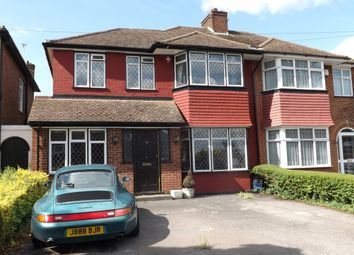 Thumbnail 3 bed property for sale in Hartland Drive, Edgware