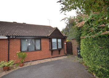 Thumbnail 2 bedroom semi-detached bungalow to rent in Petworth Drive, Glenfield, Leicester