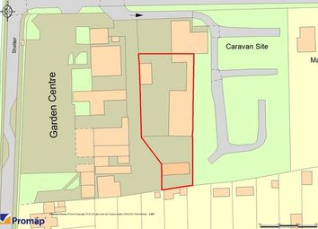 Thumbnail Land for sale in `R/O The Old Workshop, Clarence Road, Bowers Gifford, Basildon, Essex