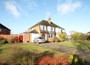 Thumbnail 3 bed semi-detached house for sale in Bryanston Road, Solihull