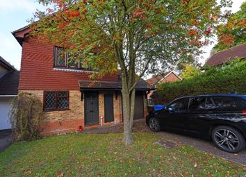 Thumbnail 3 bed link-detached house to rent in Herbs End, Farnborough