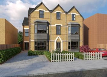 Thumbnail 2 bed flat for sale in Seventy Five, 75A Granville Road, Sidcup, Kent