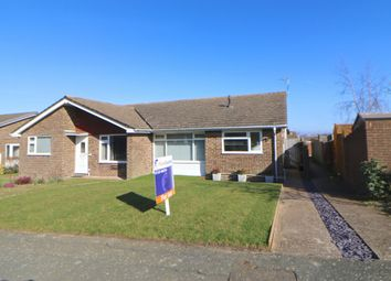 Thumbnail 3 bedroom bungalow for sale in Hazelwood Avenue, Eastbourne, East Sussex
