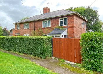 Thumbnail 3 bed semi-detached house for sale in Oakdale Avenue, Harrogate