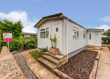 Thumbnail 1 bed mobile/park home for sale in Northleaze, Corsham