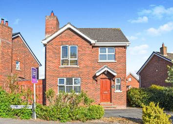 Thumbnail 3 bed detached house for sale in Greenvale Manor Close, Antrim