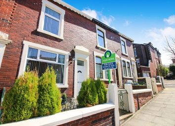 Thumbnail 2 bed terraced house for sale in Meta Street, Blackburn