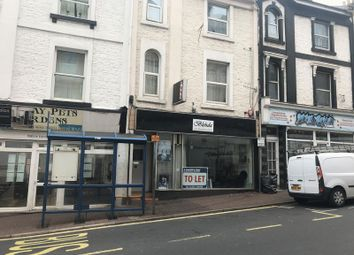 Thumbnail Retail premises to let in Hilldrop Terrace, Market Street, Torquay