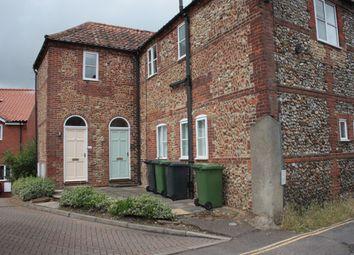 Thumbnail 2 bedroom flat to rent in Quaker Lane, Fakenham, Norfolk