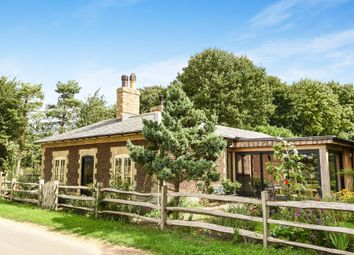 Thumbnail 3 bed detached bungalow for sale in St. Johns Lane, Beachamwell, Swaffham