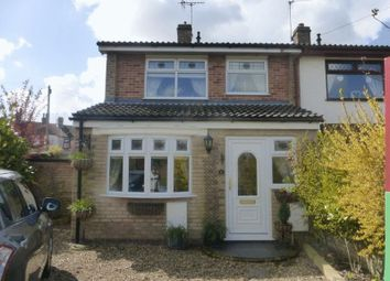 Thumbnail 3 bedroom terraced house for sale in Berry Close, Lowestoft