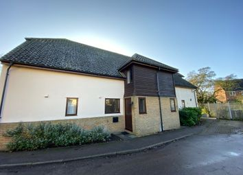 Thumbnail 2 bed terraced house for sale in Alms Hill, Bourn, Cambridge
