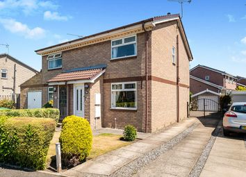 Thumbnail 3 bed semi-detached house for sale in Hunters Drive, Dinnington, Sheffield