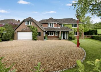 Thumbnail 5 bedroom detached house for sale in Dean Lane, Bishops Waltham, Southampton