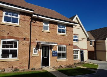 Thumbnail 3 bedroom terraced house for sale in Cutbush Lane, Shinfield