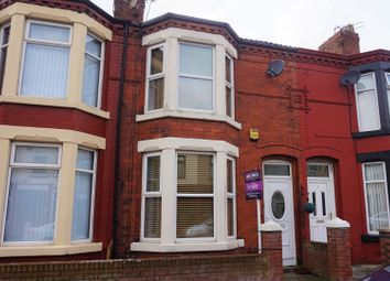 Thumbnail 2 bed terraced house for sale in Hanford Avenue, Liverpool