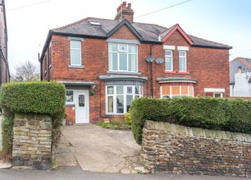 Thumbnail 4 bed semi-detached house for sale in Dobbin Hill, Sheffield