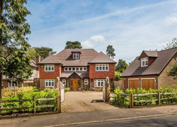 Thumbnail 6 bed detached house to rent in Westhall Road, Warlingham