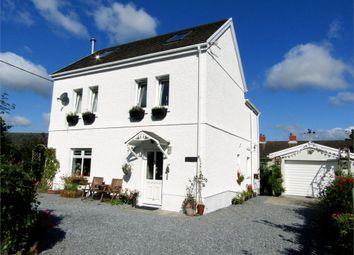 Thumbnail 4 bed detached house for sale in Lon Y Felin, Garnswllt, Ammanford, West Glamorgan