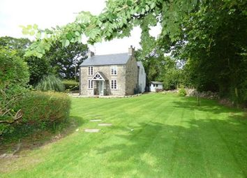 Thumbnail 4 bed detached house for sale in Llannor, Pwllheli, Gwynedd