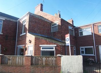 Thumbnail 2 bed flat for sale in Gladstone Terrace, Bedlington