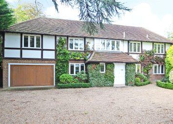 Thumbnail 5 bed detached house for sale in Fairmile Lane, Cobham, Surrey