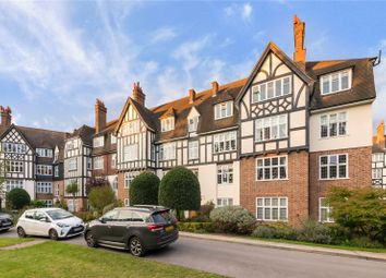 Thumbnail 3 bed flat for sale in Wildcroft Manor, Putney, London