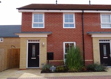2 bed property to rent in Bartlett Drive, Hempsted, Peterborough PE2