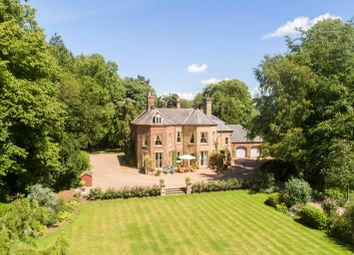 Thumbnail 6 bed detached house for sale in The Old Rectory, Church Lane, Willoughby, Alford