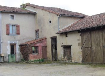 Thumbnail 2 bed property for sale in Le-Vigeant, Vienne, France