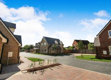 4 bed semi-detached house for sale in Hardwick Court, Holme, Peterborough PE7