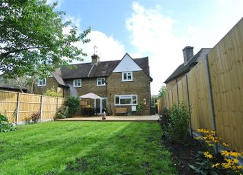 Thumbnail 3 bed semi-detached house for sale in West Palace Gardens, Weybridge