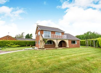 Thumbnail 5 bed detached house for sale in High Street, Newton-On-Trent, Lincoln