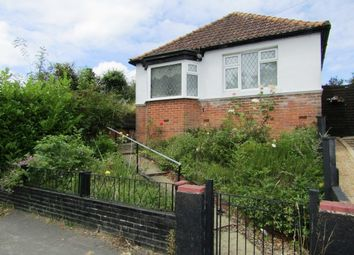Thumbnail 2 bedroom detached bungalow for sale in Wakefield Road, Southampton