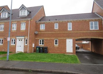 Thumbnail 2 bed flat to rent in Darbys Way, Tipton