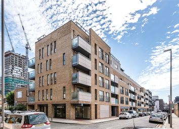 Thumbnail 1 bedroom flat for sale in Cubitt Apartments, 36 Chatfield Road, London