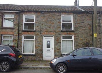 Thumbnail 2 bedroom terraced house for sale in Arthur Street, Ystrad