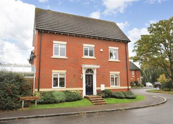 Thumbnail 3 bed end terrace house for sale in Whitebeam Close, Weston Turville, Aylesbury