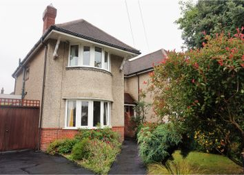 Thumbnail 3 bed semi-detached house for sale in Luccombe Road, Southampton