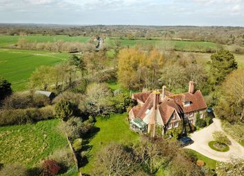 Thumbnail 7 bed equestrian property for sale in Bucklers Hard Road, Beaulieu, Hampshire