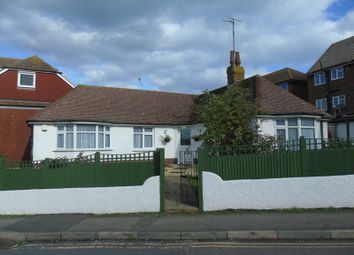 Thumbnail 3 bed detached bungalow for sale in Richmond Road, Pevensey Bay, Pevensey