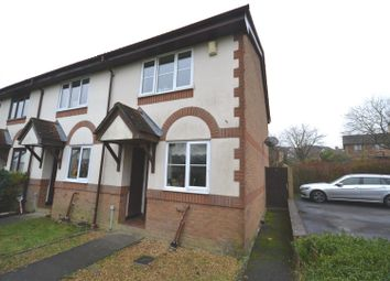 Thumbnail 2 bed end terrace house for sale in Burrowfields, Basingstoke