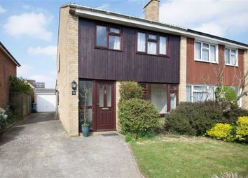 Thumbnail 3 bedroom property to rent in Abelwood Road, Long Hanborough, Wintey