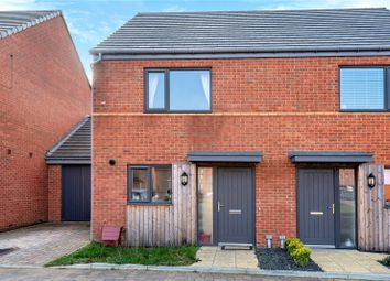 Thumbnail 2 bed semi-detached house for sale in Empire Walk, Bordon, Hampshire