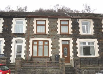 Thumbnail 3 bed terraced house to rent in Mountain Ash Road, Abercynon, Mountain Ash