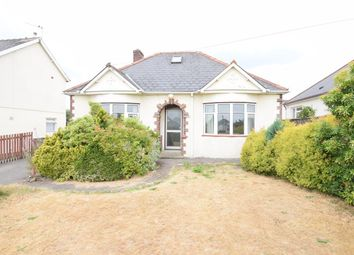Thumbnail 2 bed detached bungalow for sale in Jerusalem Lane, New Inn, Pontypool